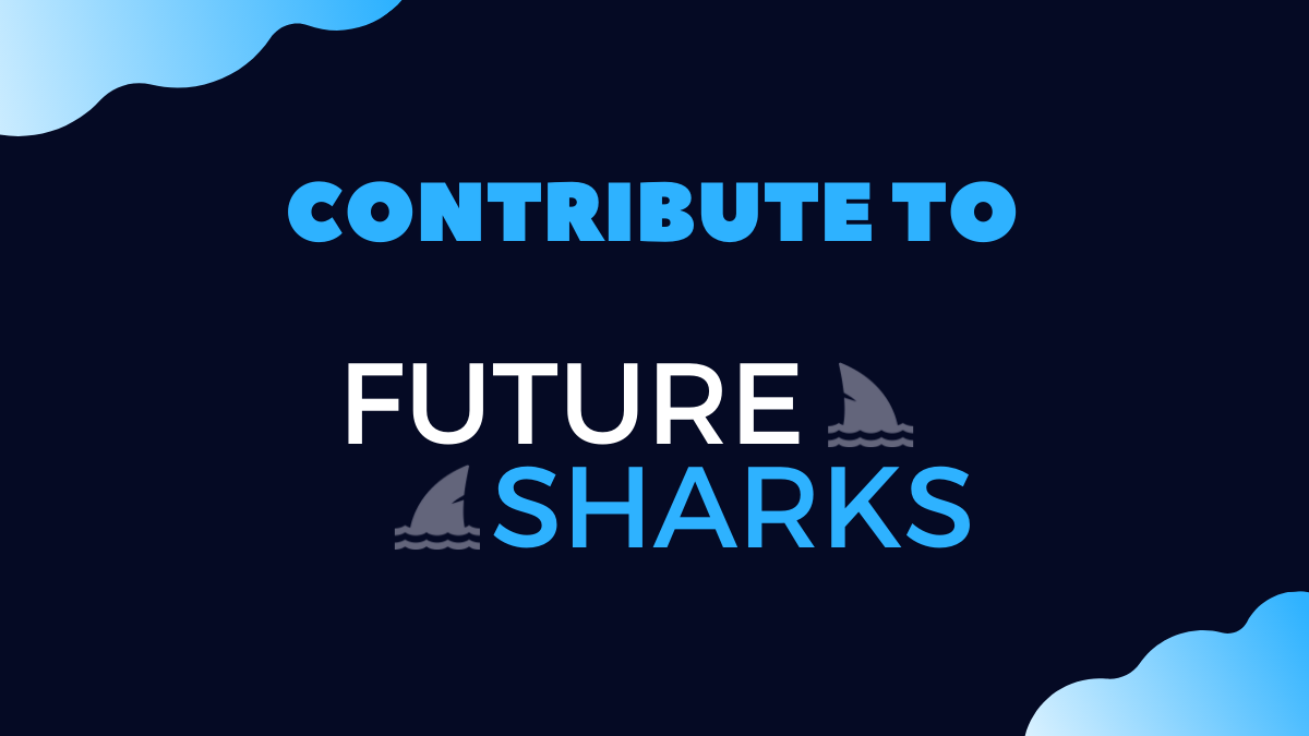 Contribute to Future Sharks cover