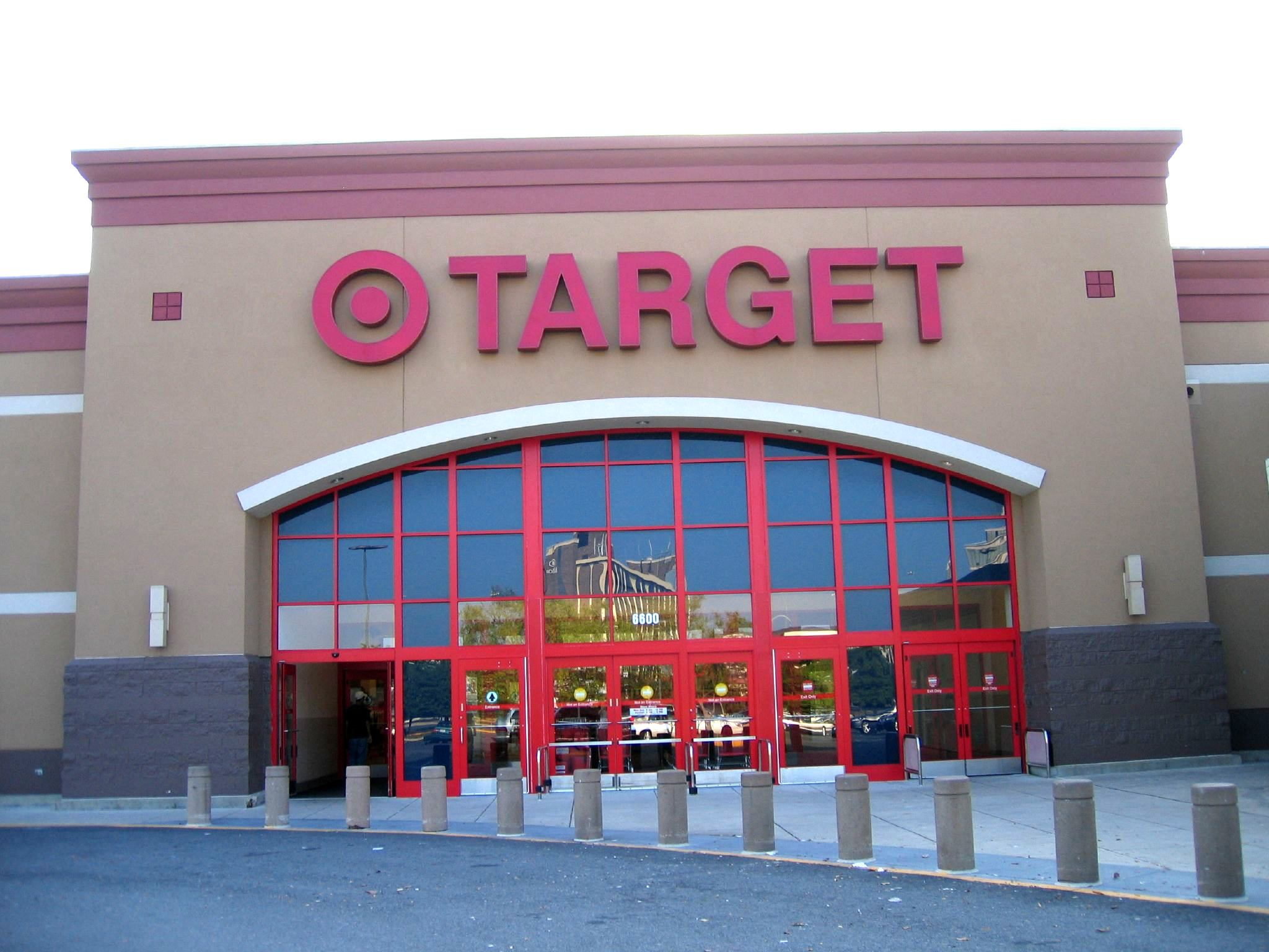 Target store Springfield 2005 10 15